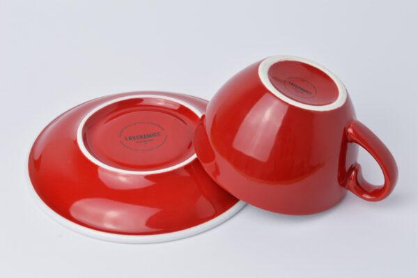 Loveramics Egg red