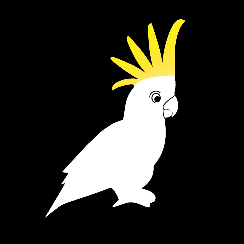 Kakadu coffee logo