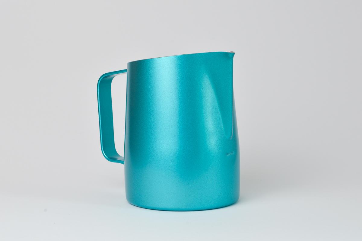 Milchkanne Papmach/é verschiedene Gr/ö/ßen Durchmesser 6,5cm hochwertig H/öhe 15,5 cm